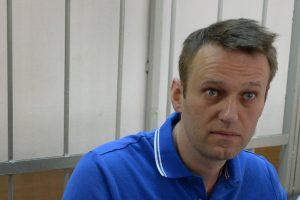 A. Navalno vadovaujamas judėjimas pašalintas iš Rusijos registruotų partijų sąrašo