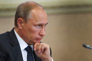 Už dalyvavimą prieš V. Putino inauguraciją vykusioje demonstracijoje – bausmės