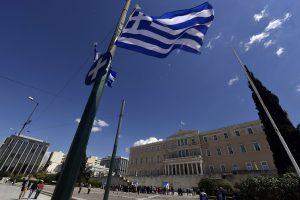 Graikijoje suimtas JAV ieškomas įtariamas kinų šnipas