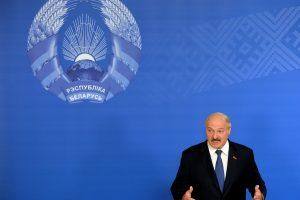 ES gali atšildyti santykius su Baltarusija po A. Lukašenkos pergalės rinkimuose