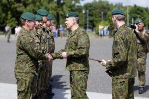 Kiek augs lėšos Lietuvos kariuomenei?