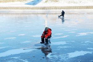 Savaitgalį – masinis žvejų patikrinimas