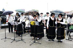 Senjorai Klaipėdoje susuko šokių pynę