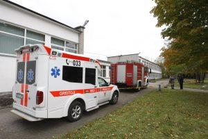 Uostamiesčio mokykloje sprogmenų nerado