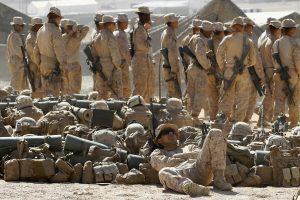 JAV į Afganistaną ketina siųsti dar 4 tūkstančius karių