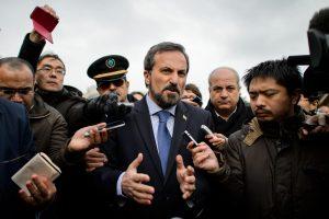 Sirijos konflikto stovyklos susitarė dėl taikos derybų pagrindo?