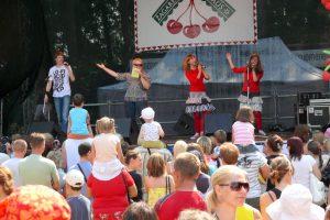Žagarėje prasideda Vyšnių festivalis