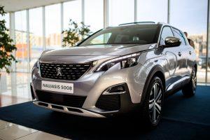 """""""Peugeot"""" pristatė naują 7 vietų krosoverį"""
