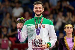 Kaip gyvena geriausias Lietuvos badmintonininkas