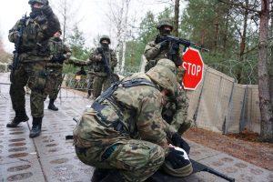 Lietuvos, Lenkijos ir Ukrainos karinė brigada pasiekė karinę parengtį