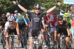 R. Leleivytė klasikinėse lenktynėse Italijoje finišavo šešta