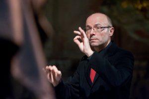 Dirigentas V. Augustinas: negaliu daryti to, kas neįdomu