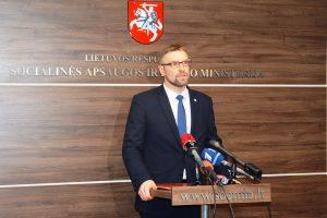 Paskirtas trečiasis socialinės apsaugos ir darbo viceministras