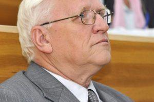 Netektis: mirė mokslininkas B. Šalkus