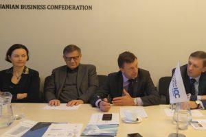 Aukštojo mokslo reforma: Lietuvai siūlomas Estijos kelias
