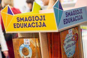 """Parodoje """"Mokykla"""" – pusantro šimto edukacinių renginių"""