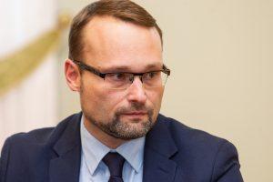 Kultūros ministras: būtina rasti sutarimą dėl Vilniaus Lukiškių aikštės
