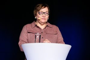 A. Maldeikienė prezidentės posto nebesieks