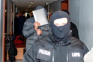 Teisėjų kyšininkavimo byloje – jau 45 įtariamieji