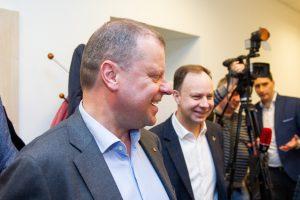 """Politologas M. Jastramskis: """"valstiečių"""" palaikymas Lietuvoje mažėja"""