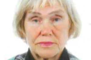 Šiaulių policija ieško jau ketvirtą parą dingusios senolės