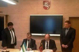 Naujų rinkų ieškantiems Lietuvos vežėjams – gera žinia iš Uzbekistano