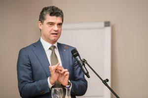 Prie opozicinės liberalų frakcijos Vilniaus taryboje jungiasi naujas narys