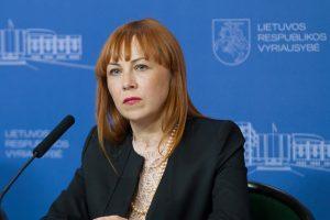 Mokytojai reikalauja ministrės atsistatydinimo – platina peticiją
