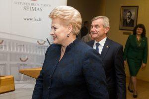 V. Pranckietis: Seimas turėtų atmesti prezidentės veto dėl referendumo