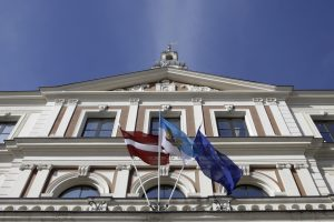 Maskvoje įvykdytas išpuolis prieš Latvijos ambasadą
