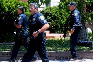 Teksase sunkvežimyje aptikti aštuoni negyvi žmonės