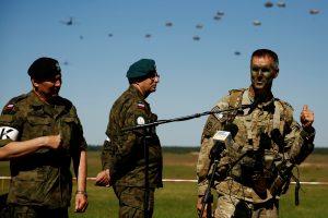 Lietuvoje lankysis aukšto rango Lenkijos ir Portugalijos karininkai