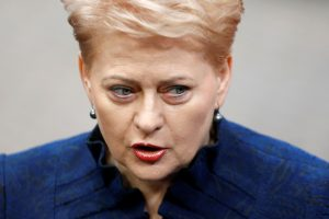 D. Grybauskaitė: Vokietija ima suprasti atsakomybę už Europos saugumą