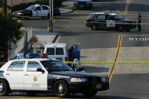 JAV policininką nušovė jo sustabdyto automobilio keleivė