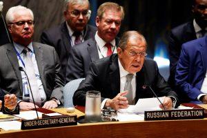 JT Saugumo Taryba svarstys padėtį Sirijoje