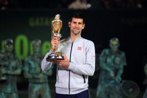 "Saldus revanšas: N. Džokovičius tapo ""Qatar Open"" čempionu"
