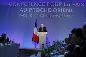 Parama Izraeliui: Lietuvos ministras nevyko į Paryžiaus konferenciją