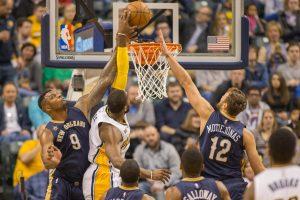 """D. Motiejūno 6 taškai padėjo """"Pelicans"""" iškovoti pergalę"""