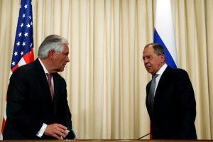 JAV ir Rusija nesugebėjo įveikti tarpusavio nepasitikėjimo