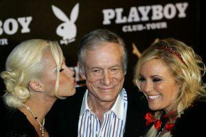 """Sulaukęs 91 metų mirė """"Playboy"""" įkūrėjas H. Hefneris"""