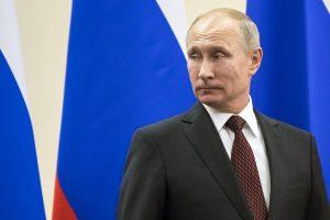 Kieno pergale baigsis V. Putino užsienio politikos žaidimai?