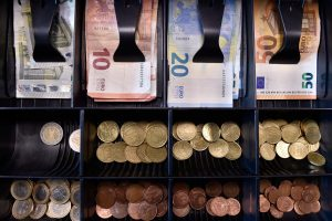 Vilniuje iš kavinės pavogtas seifas su 10 tūkst. eurų