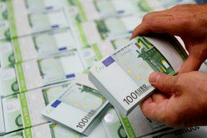 Milijonas nusikalstamo pasaulio eurų papildė valstybės kišenę