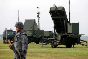Ukraina norėtų iš JAV pirkti oro gynybos sistemų