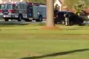Pietų Karolinoje per įkaitų dramą pašauti septyni policininkai