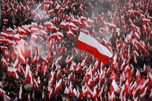 Kaimynė Lenkija švenčia šimtąsias nepriklausomybės metines