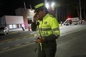 Kolumbijos ministras: už sprogimą policijos akademijoje atsakingi ELN sukilėliai