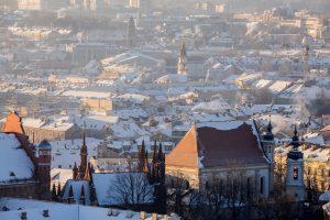 Vilnius švenčia jau 694-ąjį gimtadienį