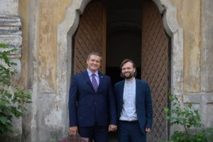 Vilniaus bažnyčioje žadama steigti pagalbos centrą policininkams