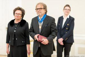 Darbą baigiančiam Lietuvos ambasadoriui – Lenkijos apdovanojimas